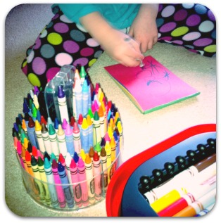 Crayola Innovations, Just in Time for the Holidays - A Crayola Giveaway Too!