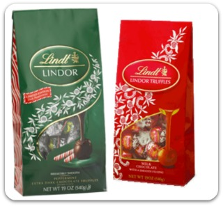 Lindor Truffles - A Great Stocking Stuffer