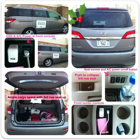 Nissan HolidayQuest Visits Atlanta and Spreads Holiday Cheer by Donating to a Local Charity!