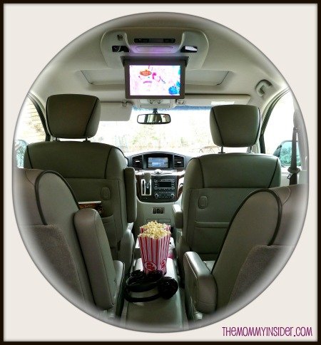 Nissan Quest DVD