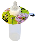 Le bibble® Baby Bottle Bib - A Mommy Must Have!