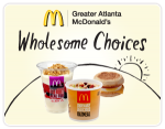 McDonald's Wholesome Choices Blogger