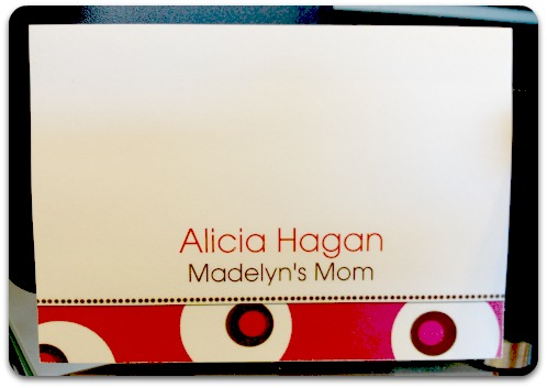 Personalized Post-it Notes, the Perfect Gift for a Teacher
