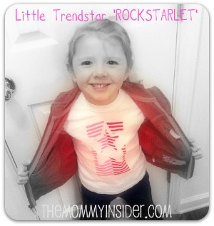 'Tune-Up' your Child's Wardrobe with Little Trendstar®