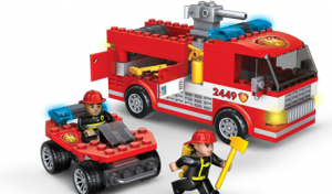 Mega Bloks Fire Patrol Rescue
