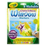 Crayola Crystal Effect Window Markers