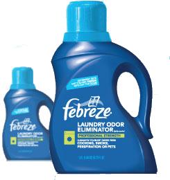 Febreze Laundry Odor Eliminator