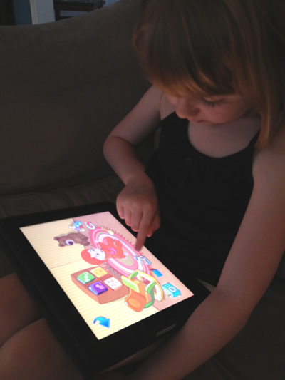 iMommy iPad and iPhone App Review