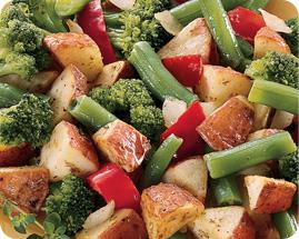 Schwan Fire Roasted Vegetable Blend