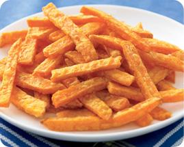 schwan sweet potato fries