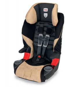Britax Frontier 85 booster seat review