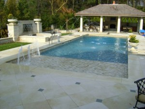 Barrington Pools Classic Pool Design