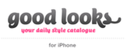 Good Looks daily style catalog iPhone app