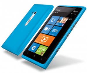 Nokia Lumia 900 Windows phone for AT&T