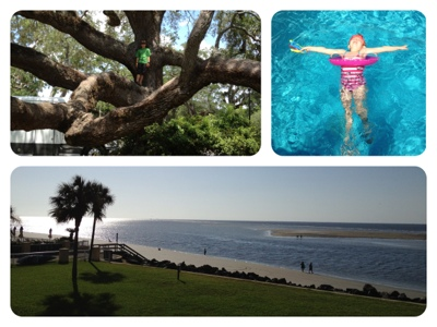 Everyone In Your Family Will Find Their Happy-Place At The King And Prince Resort And On St. Simons Island