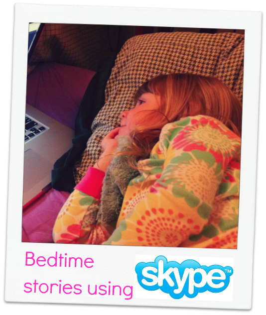 2 Ways Skype Helps My Family During Summer Travel