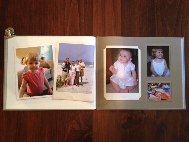 Using Shutterfly to create a Summer Memories Photo Book