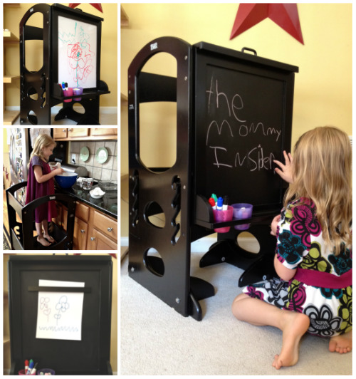 The Learning Tower, Art Easel, and Toy Tower Review