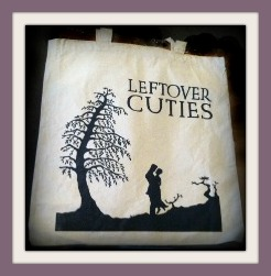 Leftover Cuties tote bag and album giveaway