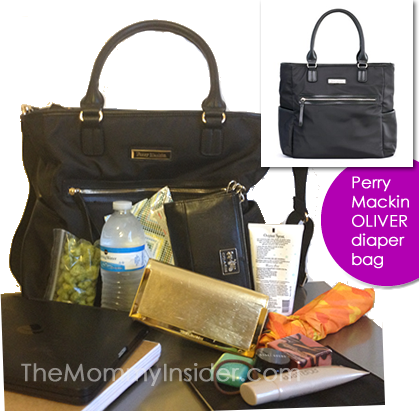 Perry Mackin OLIVER diaper bag