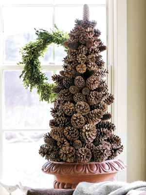 Pinecone Tree by Martha Stewart