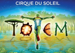 Atlanta Readers: Enter to Win TOTEM by @Cirque du Soleil Tickets, Backstage Tour, and More!