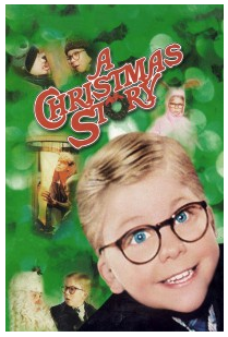 A Christmas Story movie - Daisy Red Ryder BB Gun