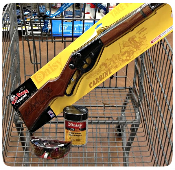 Daisy Red Ryder Carbine bb gun
