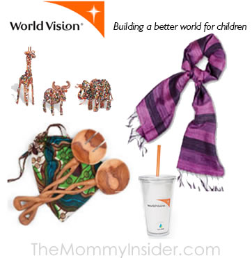 Help Change the World with these Holiday Gifts + #Giveaway from @WorldVisionUSA