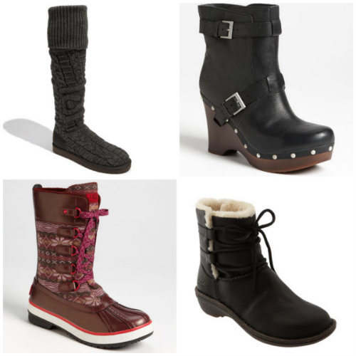 Nordstrom sale on UGG shoes