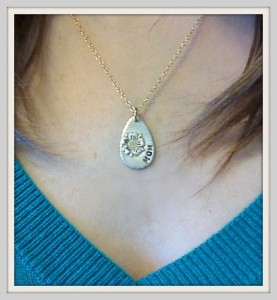 Isabelle Grace Jewelry - Bloom Necklace