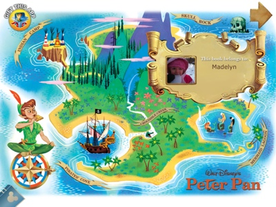 Peter Pan: Disney Classics Book App for iPad Now Available!