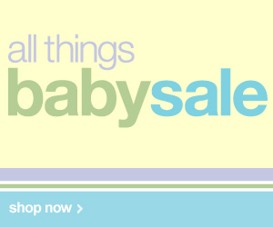 All Things Baby Sale at Sears