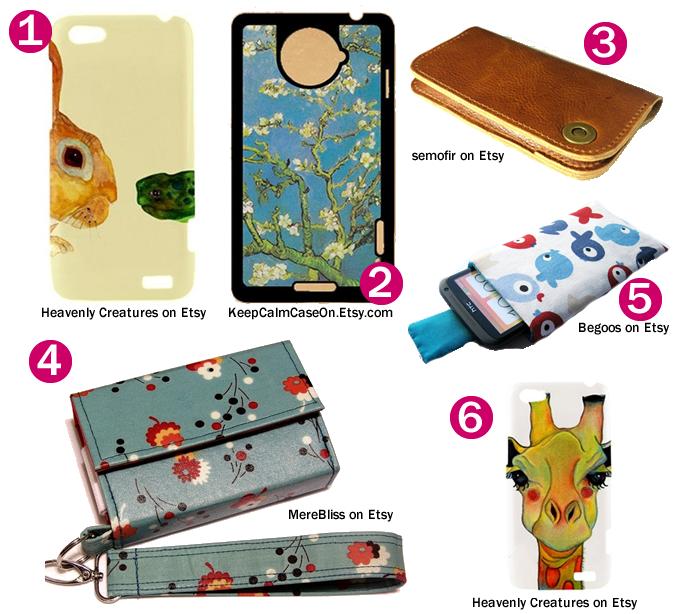 HTC OneX phone cases