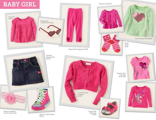 Hurry and Get Your Kid's Valentine's Day Kids Clothes @ChildrensPlace!