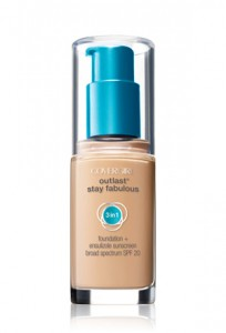 COVERGIRL® Outlast Stay Fabulous 3-in-1 Foundation review