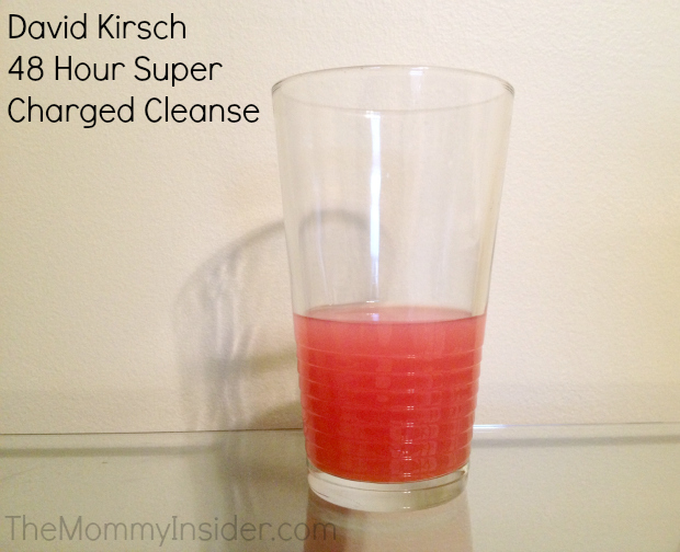 David Kirsch 48 Hour Super Charged Cleanse