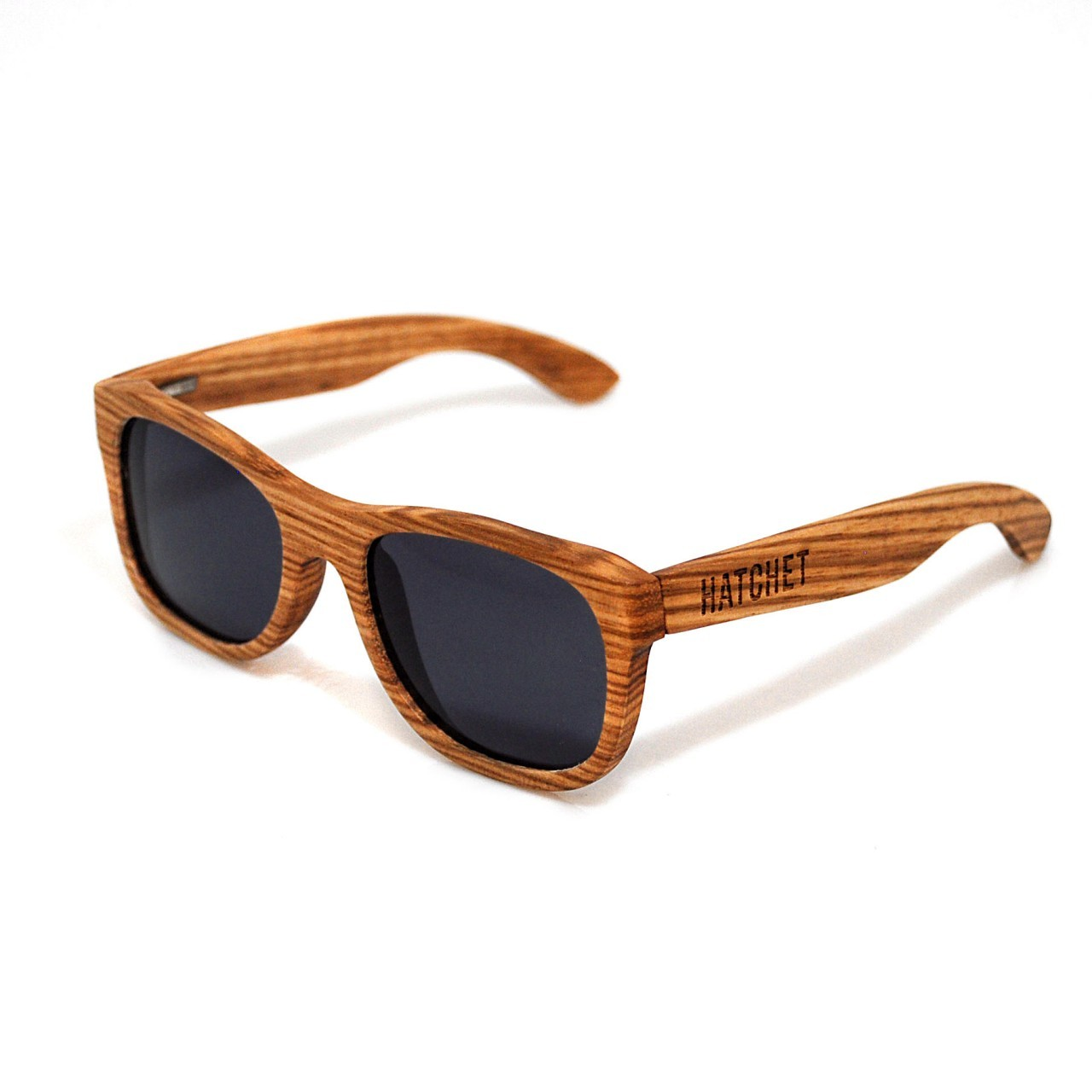 Hatchet Eyewear 15% off Coupon Code - Bamboo and Wood Sunglasses