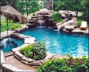 Pool landscape inspiration