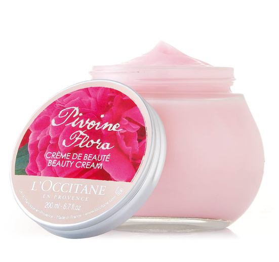 L'Occitane Pivoine Flora Beauty Cream review