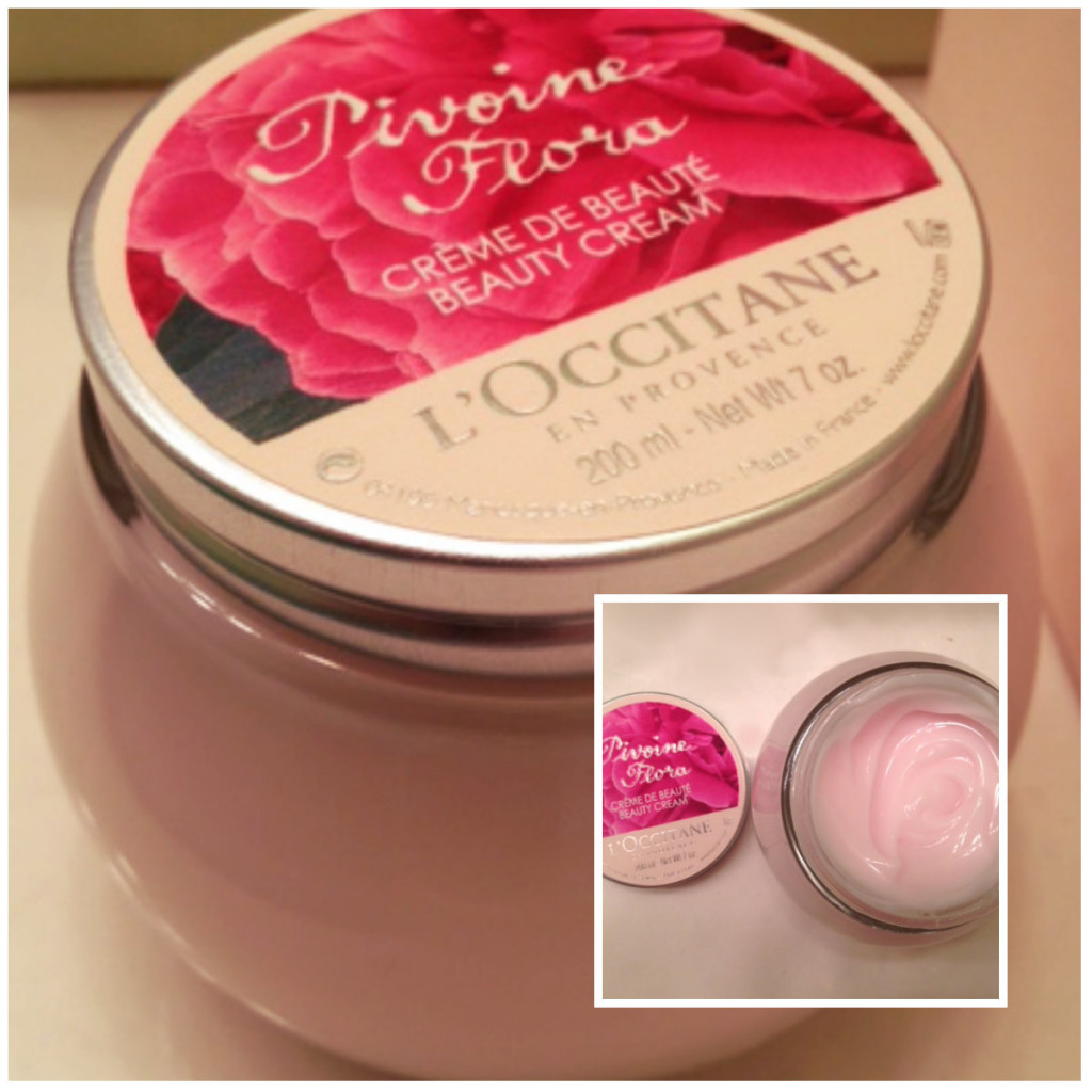 L'Occitane beauty cream