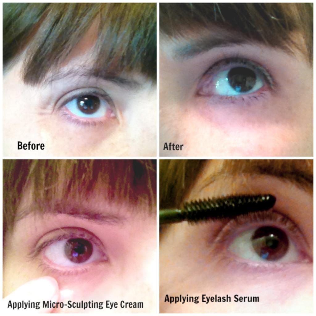 Olay Regenerist Micro-Sculpting Eye & Lash Duo Review