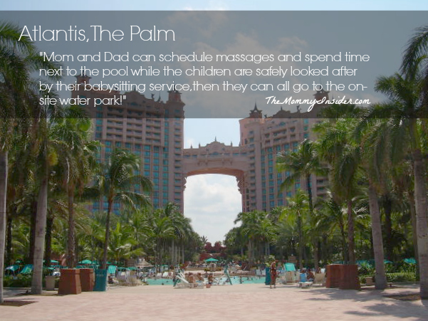 Atlantis, The Palm - Dubai travel