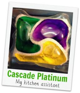 Cascade Platinum Blogger Review through Mom Central