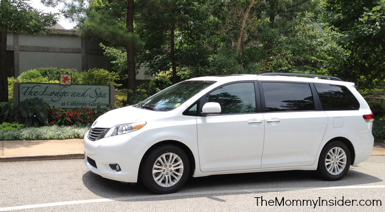 2013 Toyota Sienna Minivan Review With Video