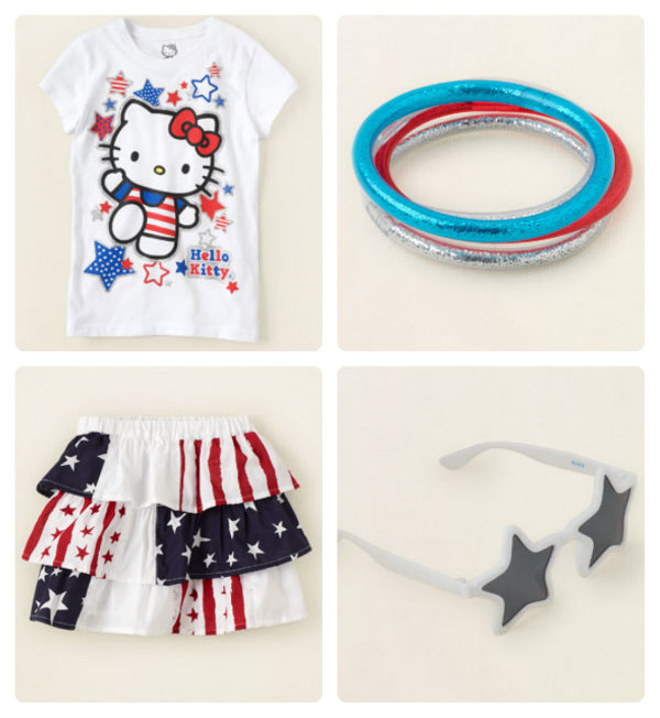 15a1d6b989c3 4th of July Kids Clothes and Accessories at The Children's Place ...