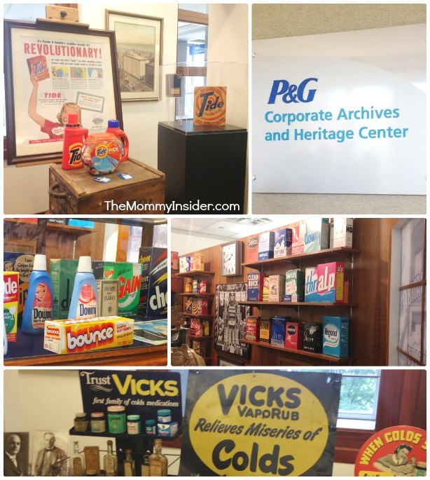 P&G Proctor and Gamble Archives in Cincinnati