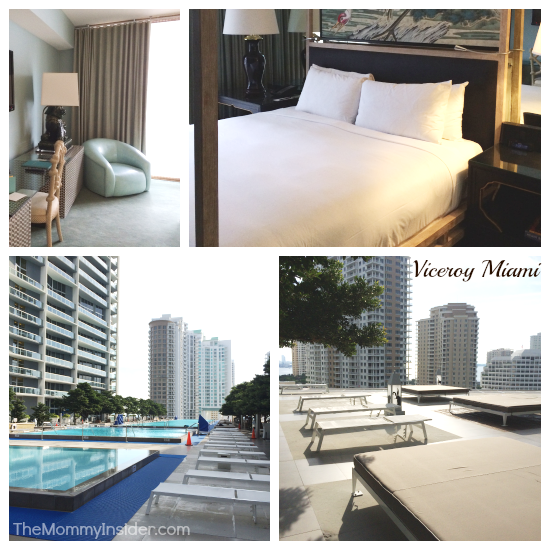 Viceroy Miami - A Gorgeous Hotel for a Family Vacation or Mom & Dad Romantic Getaway to Miami