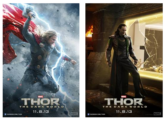 Win a Family Vacations for 4 to the Disneyland Resort for the October 26th opening of Thor: Treasures of Asgard