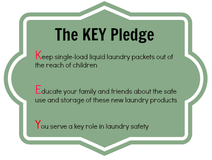 Take the KEY Pledge for your family